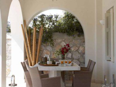 Villa Marina in Spetses Greece, outside 6, by Olive Villa Rentals