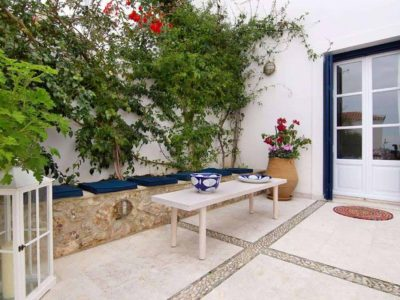 Villa Matilda in Spetses Greece, table 4, by Olive Villa Rentals