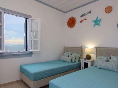 Villa Matilda in Spetses Greece, bedroom 5, by Olive Villa Rentals