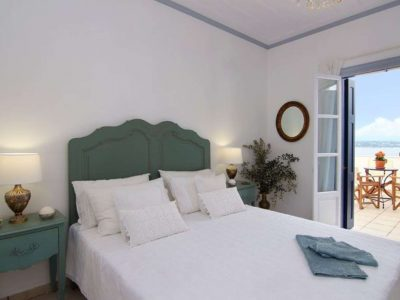 Villa Matilda in Spetses Greece, bedroom 6, by Olive Villa Rentals