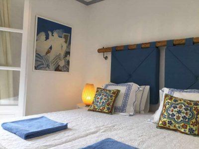 Villa Matilda in Spetses Greece, bedroom 9, by Olive Villa Rentals