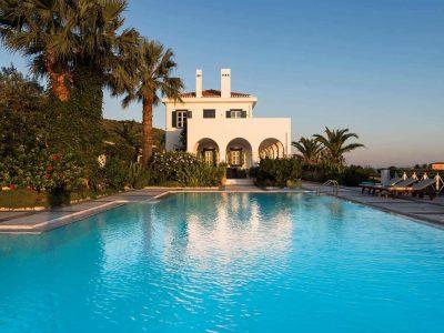 Villa Pegasus in Spetses Greece, house, by Olive Villa Rentals