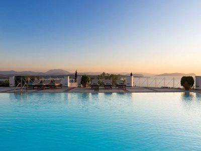 Villa Pegasus in Spetses Greece, pool 3, by Olive Villa Rentals