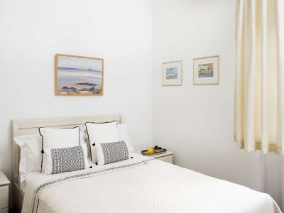 Villa Pegasus in Spetses Greece, bedroom 2, by Olive Villa Rentals