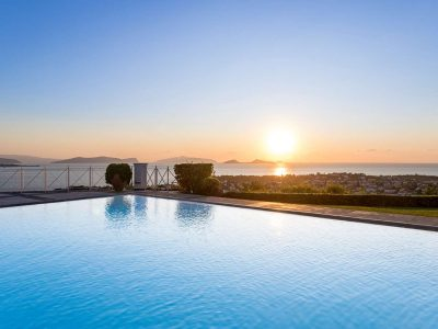 Villa Pegasus in Spetses Greece, pool 5, by Olive Villa Rentals