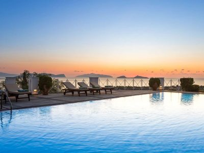 Villa Pegasus in Spetses Greece, pool 6, by Olive Villa Rentals