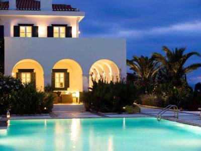 Villa Pegasus in Spetses Greece, house 6, by Olive Villa Rentals