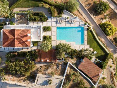 Villa Pegasus in Spetses Greece, house 3, by Olive Villa Rentals