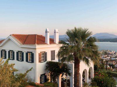 Villa Pegasus in Spetses Greece, house 4, by Olive Villa Rentals