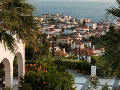 Villa Pegasus in Spetses Greece, house 5, by Olive Villa Rentals