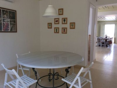 Villa Pitys in Spetses Greece, table 2, by Olive Villa Rentals