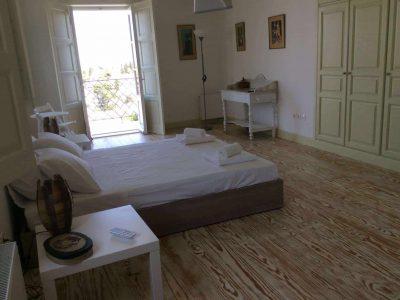 Villa Pitys in Spetses Greece, bedroom 2, by Olive Villa Rentals