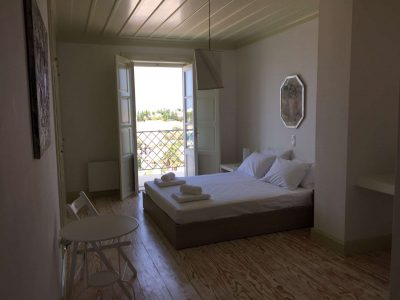 Villa Pitys in Spetses Greece, bedroom 4, by Olive Villa Rentals