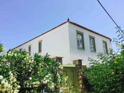 Villa Pitys in Spetses Greece, house 3, by Olive Villa Rentals