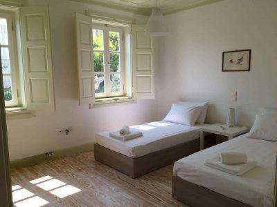 Villa Pitys in Spetses Greece, bedroom 5, by Olive Villa Rentals
