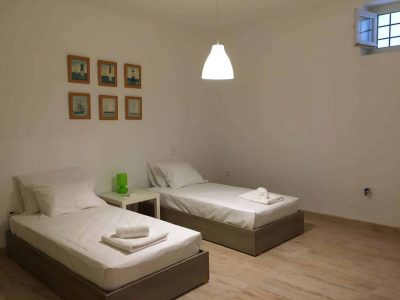Villa Pitys in Spetses Greece, bedroom 7, by Olive Villa Rentals