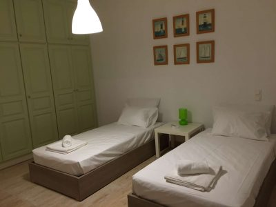 Villa Pitys in Spetses Greece, bedroom 8, by Olive Villa Rentals