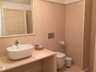 Villa Pitys in Spetses Greece, bathroom 3, by Olive Villa Rentals