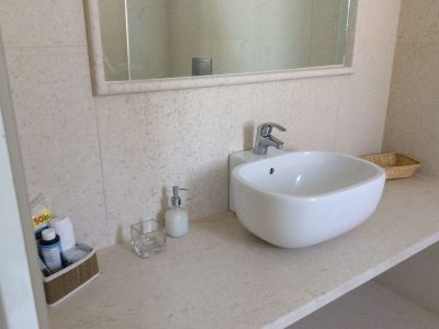 Villa Pitys in Spetses Greece, bathroom 4, by Olive Villa Rentals