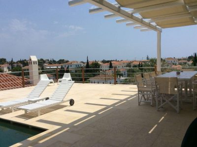 Villa Pitys in Spetses Greece, pool 5, by Olive Villa Rentals