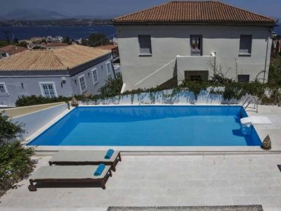 Villa Spezie in Spetses Greece, house 3, by Olive Villa Rentals