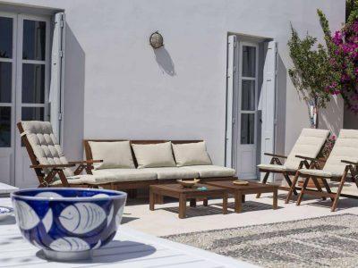 Villa Spezie in Spetses Greece, pool 4, by Olive Villa Rentals