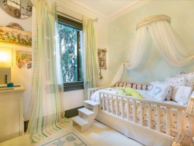 Villa Veneta in Spetses Greece, bedroom 6, by Olive Villa Rentals