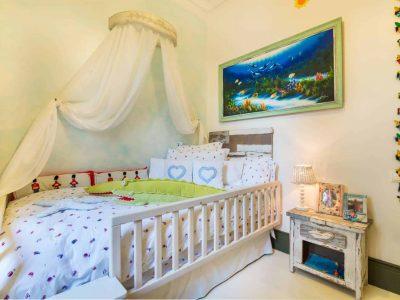 Villa Veneta in Spetses Greece, bedroom 7, by Olive Villa Rentals