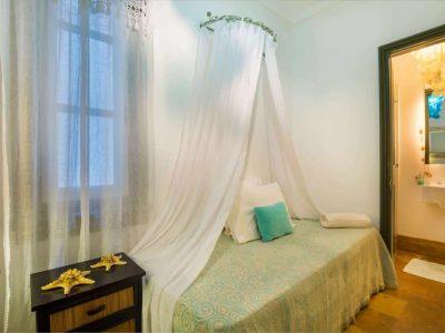 Villa Veneta in Spetses Greece, bedroom 8, by Olive Villa Rentals