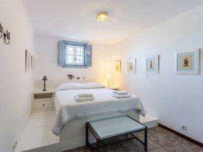 Villa Zenais in Spetses Greece, bedroom, by Olive Villa Rentals