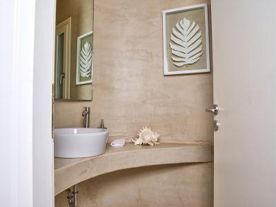 Villa Leticia in Mykonos Greece, bathroom 3, by Olive Villa Rentals