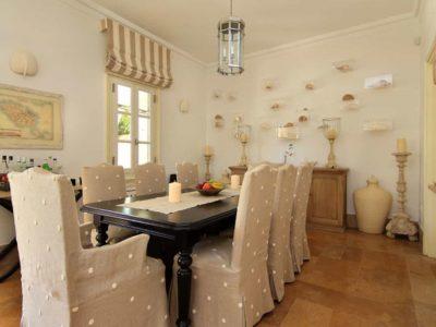 Villa- Marina -Spetses-by-Olive-Villa-Rentals-dining-area