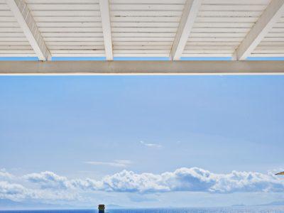 Villa Leticia in Mykonos Greece, sea view, by Olive Villa Rentals