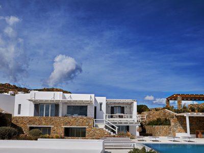 Villa Leticia in Mykonos Greece, house 3, by Olive Villa Rentals