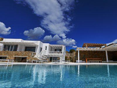 Villa Leticia in Mykonos Greece, house 5, by Olive Villa Rentals