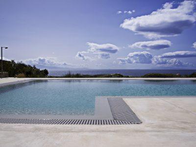 Villa Leticia in Mykonos Greece, pool 2, by Olive Villa Rentals