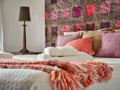 Villa Leticia in Mykonos Greece, bedroom 4, by Olive Villa Rentals